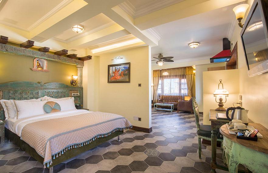 Heritage Deluxe Suite